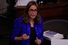 La saliente ministra de Educación Gina Parody es una política con trayectoria - El Universal - Colombia