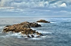 Rocks, clouds and wind by Luca Cosco on 500px