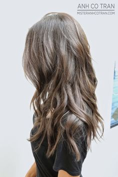 A-line undercut with long, soft layers