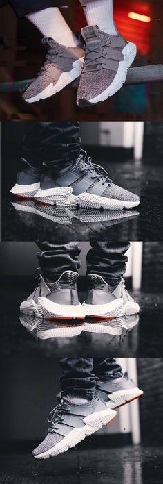 #Adidas #Prophere #Grey #Three
