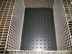 Lots of great info on cages. plus pvc nest liner