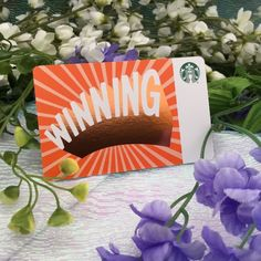 Starbucks Designed EMPTY ( NO Balance). No cash value on card. Starbucks Christmas, Starbucks Gift Card, Starbucks Coffee, Christmas Holidays, Holiday Gifts, Gift Tags, Recycling, Cards, Fall 2018