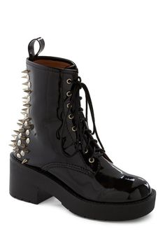 Rad Reputation Boots, #ModCloth