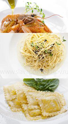 Фотосъемка блюд для Bocconcino. Фуд-стилист и фотограф Слава Поздняков.