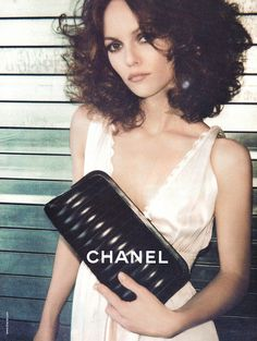 Vanessa Paradis for Chanel, via Flickr.