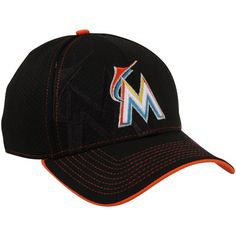 c58c228fb29 Miami Marlins 39Thirty ACL Flex Hat Miami Marlins