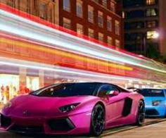 Pink and Blue Lamborghini HD Widescreen Wallpapers Car Lamborghini Aventador Lp700 4, Ferrari, Blue Lamborghini, Lamborghini Photos, Lamborghini Concept, Porsche, Audi, Car Images, Car Pictures