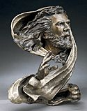Peace by Mark Hopkins Sculpture