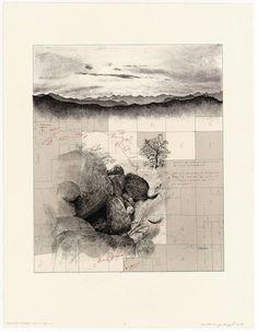 Due East over Shadequarter Mountain, Matthew Rangel - Atlas of Places