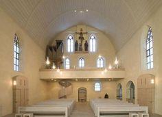 Galerie k příspěvku: moderní rekonstrukce sakrálního prostoru | Architektura a design | ADG