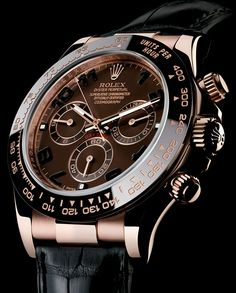 Rolex Daytona - Great watch, the straps are amazing