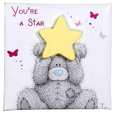 tatty teddy star