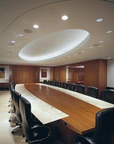 Sala konferencyjna kancelarii prawniczej