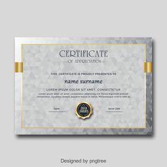 Black Fashion Personal Certificate Of Honor Certificate Of Appreciation, Certificate Of Achievement, Travel Brochure Design, Certificate Background, Award Template, Certificate Design Template, Certificates Online, Mode Simple, Certificate Of Completion
