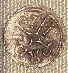 Obole de Pépin d'Aquitaine (845-848 apr. J.-C.)