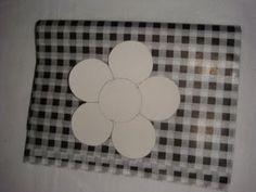 ARTESANATO FOFO: Forminhas para Doces em papel de seda -Passo a Passo