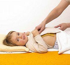Wolle/Seide-Kissen für BienenwachsWickel für Babys, Kleinkinder und Erwachsene gleichermaßen, Bienenwachs-Brustwickel, Brustkompresse, Brustauflage