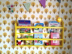 Favourite things by ferm LIVING: DOTTY WALLPAPER AND DOLLHOUSE
