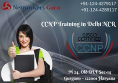 Networkersguru is providing best CCNP certification training in Delhi NCR with latest updated technologies. We have certified instructors those will guide you in well direction.