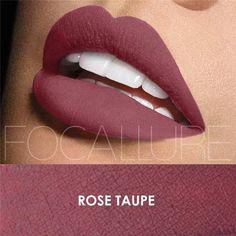 FOCALLURE Waterproof Matte Finish Lip Gloss #longlasting #matte #liquid #lipstick #cosmetics #waterproof #goodquality #affordable