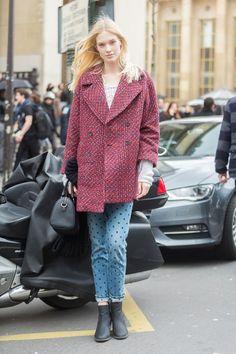Charlene Hogger #offduty #model #streetstyle