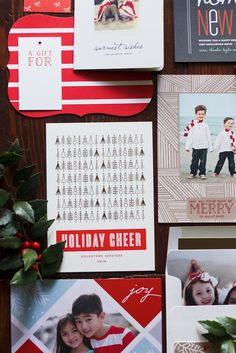 Discover the perfect Holiday greeting card design from Minted's community of independent designers.