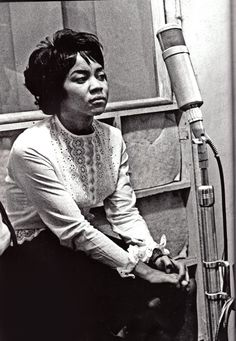 Mavis Staples (her 1969 version of A House Is Not a Home is the greatest!)