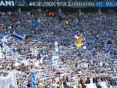 @Hertha fans #9ine