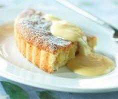 Sweet Almond Pear Tart Recipe
