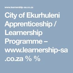 learnerships 2019 / matriculants jobs, apply online learnership programme, learnerships for matriculants, training opportunities Public Administration, Job Portal, Apply Online, Project Management, Programming, Encouragement, How To Apply, City, Cities