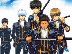 Looks like Gintama