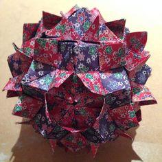"""Queen's Crown (Natalia Romanenko) #origami"" Photo taken by @zbheadless on Instagram, pinned via the InstaPin iOS App! http://www.instapinapp.com (11/19/2014)"