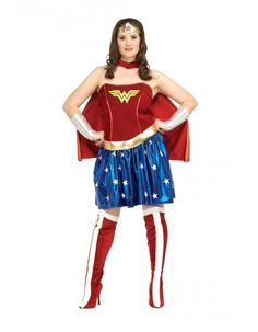 Déguisement Wonder Woman adulte