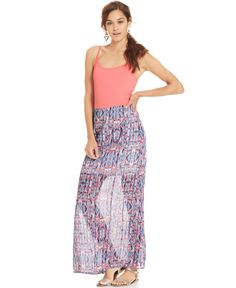 maxi dress juniors 00