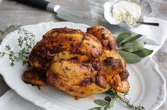 Een geweldig recept voor een gevulde kip met Boursin, paprika en cajun kruiden. Die steelt de show tijdens de feestdagen of een etentje, beloofd!