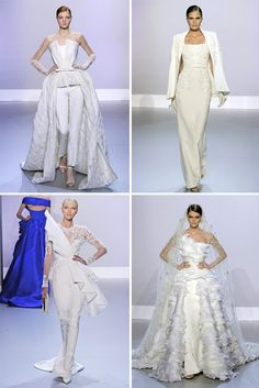 Paris Fashion Week 2014 -  Ralph and Russo   www.onefabday.com