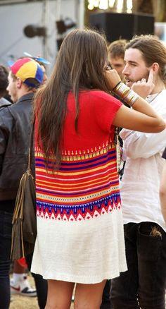 Sagittarians love tribal prints
