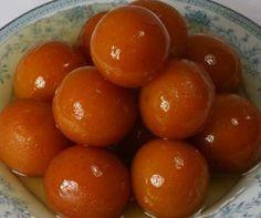 Gulab Jamun's Recipe