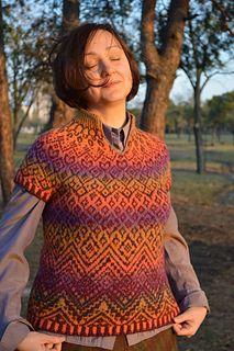 Maple syrup pattern by Tatiana Chystiakova