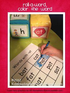 KidsReadingActivities.com: Motivating Little Boys to Read