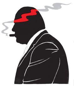 Edel Rodriguez  Tony Soprano | Los Angeles Times