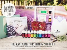 How To Use the Essential Oils From Young Living's Premium Starter Kit |Overthrow Martha