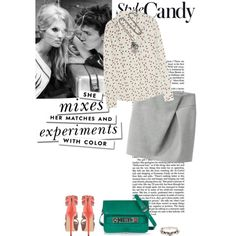 """Hey little sister, who's your superman?"" by hipi on Polyvore"