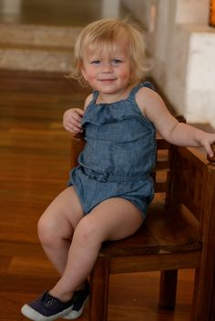 We always love a good romper. Kids Wear, Overall Shorts, Overalls, Maternity, Nyc, Rompers, How To Wear, Clothes, Fashion