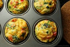 Mary Ellen's Cooking Creations: Breakfast on the Go - Egg Muffins