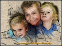 My son-in-law, and his two boys. Son In Law, To My Daughter, Armin, My World, Sons, Inspiration, Biblical Inspiration, My Son, Boys