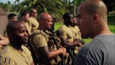 """Burn Notice 5x08 """"Hard Out"""" - Jesse Porter (Coby Bell)"""
