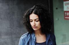 Portraits | Sanam Afrashteh Schauspielerin