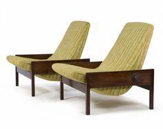"1958 ""Gio"" Lounge Chair | Design: Sergio Rodrigues | Brazil - Via"