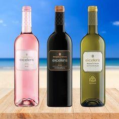 Los vinos de la gama Excellens de Marqués de Cáceres son unos compañeros de viaje ideales para estas vacaciones de Agosto!!!! ¡No los dejes escapar! #Wine #WineLovers #Panama